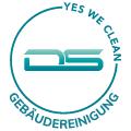 DS GEBÄUDEREINIGUNG Logo